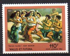 Col 8    Wallis & Futuna  PA  N° 140 Neuf XX MNH  Cote : 4,20 Euro - Wallis-Et-Futuna