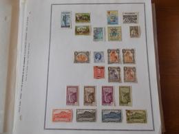 Lot N° 962  Vrac Du Monde Sur Pages D'albums Neufs* Ou Obl.   .. No Paypal - Briefmarken