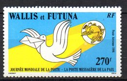Col 8    Wallis & Futuna  PA  N° 153 Neuf XX MNH  Cote : 7,40 Euro - Wallis-Et-Futuna