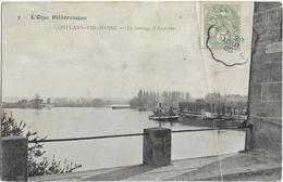 Conflans Saint Honorine Le Barrage D'andresy - Conflans Saint Honorine