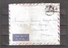 Katanga - Lettre De Kolwezi Vers Bruxelles (à Voir) - Katanga