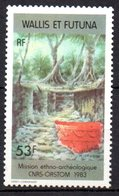 Col 8    Wallis & Futuna   N° 322 Neuf XX MNH  Cote : 1,60 Euro - Wallis-Et-Futuna