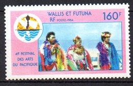 Col 8    Wallis & Futuna   N° 321 Neuf XX MNH  Cote : 4,70 Euro - Wallis-Et-Futuna