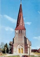 Mervans Canton Saint St Germain Du Bois église - France