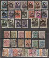 TURQUIE   TIMBRE SERVICE  2  Used  Lots   Réf N116 - Turquie