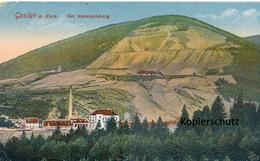 AK Goslar, Der Rammelsberg - Goslar