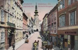AK - Slowakei - Pressburg - Pozsony - Michaelerthorgasse - 1915 - Slowakei