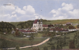 AK - Tschechien - Altwasser Bei Liebau - (Stará Voda U Mariánských Lázní) - 1917 - Tschechische Republik