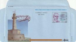 1991 España. Aerograma (Edif.216)**  1v - Enteros Postales
