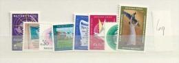 1969 MNH UNO Geneve, Geneva, Genf, Year Complete, Postfris - Ginevra - Ufficio Delle Nazioni Unite