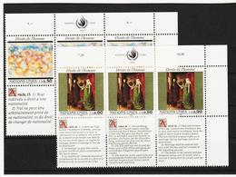 SRO71 VEREINTE NATIONEN UNO GENF 1991 Michl 208/09  ** Postfrisch - Genf - Büro Der Vereinten Nationen