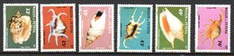 Col 8    Wallis & Futuna   N° 312 à 317 Neuf XX MNH  Cote : 9,30 Euro - Wallis-Et-Futuna
