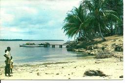 L 390 - Tobago - Point Embark Natural Aquarium At Buccoo - Postcards