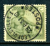 Congo Belge 1925 COB 119 ° Léopoldville - Congo Belge