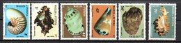 Col 8    Wallis & Futuna   N° 323 à 328 Neuf XX MNH  Cote : 8,50 Euro - Wallis-Et-Futuna