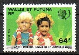 Col 8    Wallis & Futuna   N° 331 Neuf XX MNH  Cote : 1,70 Euro - Wallis-Et-Futuna