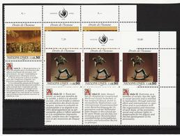 SRO72 VEREINTE NATIONEN UNO GENF 1992 Michl 223/24  ** Postfrisch - Genf - Büro Der Vereinten Nationen