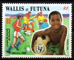 Col 8    Wallis & Futuna   N° 343 Neuf XX MNH  Cote : 3,00 Euro - Wallis-Et-Futuna