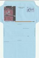 1996 España. Aerograma (Edif.221)** 1v Avión Avion Plane - Enteros Postales
