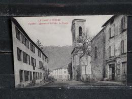 Z26 -81 - Vabre  - Vue Panoramique - Quartier De La Ville Le Temple - Vabre