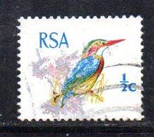 R177 - SUD AFRICA , Due Esemplari Usati - Sud Africa (1961-...)
