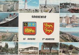 SOUVENIR LE HAVRE STE ADRESSE - Le Havre