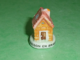 Fèves / Film / BD / Dessins Animés : Les 3 Petits Cochons , La Maison En Brique     T41 - Cartoons