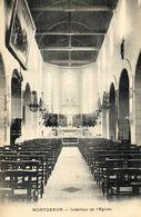 - MONTGERON - Intérieur De L'Eglise  -9308- - Montgeron