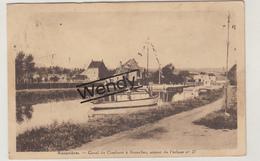 Ronquières (Amont De L'Ecluse N° 27 - Canal) - Braine-le-Comte