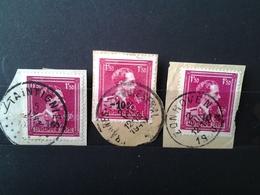 Lot De Timbres -10% Van Acker - 1946 -10%