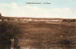 - VARENNES (89) - Le Camp Militaire  -20028- - Autres Communes