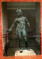 Bacco Antiquarium Scavi Pompei Statua Cartolina - Sculture