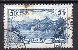 1928 Svizzera Monte Rutli Unificato N. 230  Timbrato Used - Svizzera