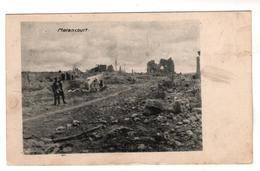 + 2158 ,  Feldpost, Malancourt, Amneville - Guerre 1914-18