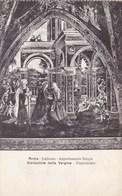 Vaticano Roma, Appartamento Borgia Visitazione Della Vergine Pinturicchio (pk53222) - Vatican