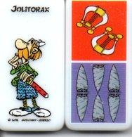 Astérix Jolitorax Figurine BD Domino Jeu - Jeux De Société