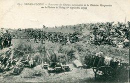 08 - SEDAN-FLOING - Panorama Des Charges Mémorables De La Division Margueritte Sur Le Plateau De Floing - Sedan
