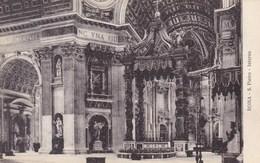 Vaticano Roma, S Pietro Interno (pk53223) - Vatican