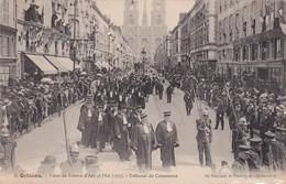 Orléans Fêtes De Jeanne D'Arc 8 Mai 1911 Le Tribunal De Commerce - Orleans
