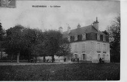 VILLEFARGEAU  -  LE  CHÂTEAU - Altri Comuni