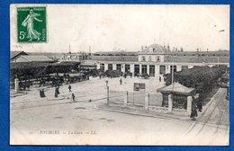 Bourges -  La Gare - Bourges