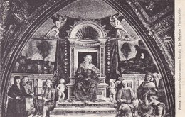 Vaticano Roma, Appartamento Borgia La Musica Pinturicchio  (pk53224) - Vatican