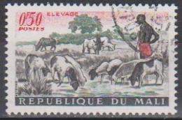 MALI - Timbre N°16 Oblitéré - Mali (1959-...)