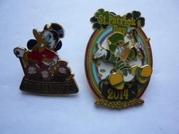 2 Big Pin S DISNEY PICSOU Neuf 2 Photos - Disney