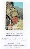 Vaticano - Urmet - Pellegrinaggio Di Giovanni Paolo II° Al Monte Sinai - Nuova - Validità 1.5.2002 - (FDC13274) - Vaticano