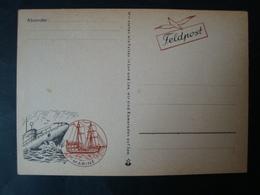 """Schmuck - Feldpostkarte, """"Marine """", Ungelaufen - Deutschland"""