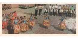 Soviet Uzbekistan Fergana Folk Dance  PC Long Format - Ouzbékistan