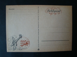 """Schmuck - Feldpostkarte, """"Luftwaffe """", Ungelaufen - Deutschland"""