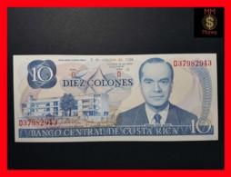 COSTA RICA 10 Colones 2.10.1985  P. 237 B  UNC - Costa Rica