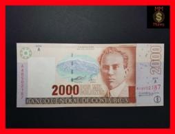 COSTA RICA 2.000 Colones 14.9.2005  P. 265 D  UNC - Costa Rica